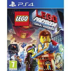 LEGO PRZYGODA GRA VIDEO [PL] (Używana) PS4