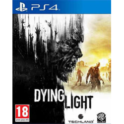 DYING LIGHT [PL] (Używana) PS4