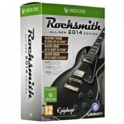 Rocksmith 2014 z Kablem  [PL] (Nowa) xONE