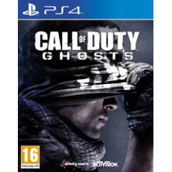 CALL OF DUTY GHOSTS [ENG] (Używana) PS4