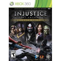 Injustice: Gods Among Us Ultimate Edition [ENG] (Używana) x360/xone