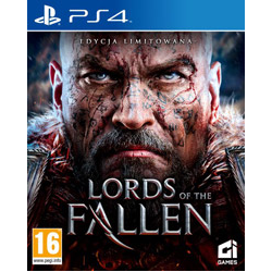 LORDS OF THE FALLEN  [PL] (Nowa) PS4