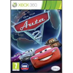 Disney Pixar Auta 2 [ENG] (Używana) x360/xone