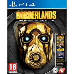 BORDERLANDS THE HANDSOME COLLECTION [ENG] (Nowa) PS4