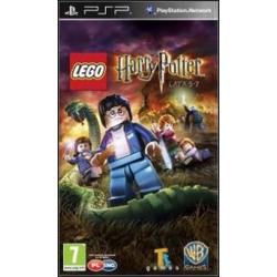 LEGO Harry Potter : Lata 5-7 [PL] (Używana) PSP