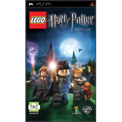 LEGO HARRY POTTER LATA 1-4 [ENG] (Nowa)