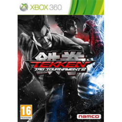 Tekken Tag Tournament 2 [ENG] (Nowa) x360/xone
