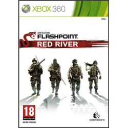 OPERATION FLASHPOINT RED RIVER [ENG] (Używana) x360/xone