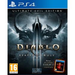 DIABLO III REAPER OF SOULS  ULTIMATE EVIL EDITION [ENG] (Używana) PS4