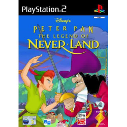 Disney's Peter Pan - Legend of Neverland  [ENG] (Używana) PS2