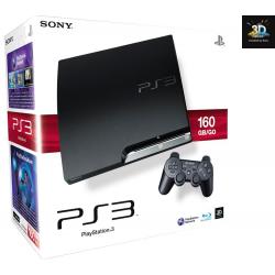Playstation 3 SLIM 160 GB uzywana