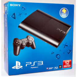 Playstation 3 SUPER SLIM 12 GB UZYWANA