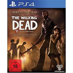 The Walking Dead: Season One [ENG] (Używana) PS4