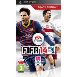 FIFA 14 [PL] (Nowa) PSP