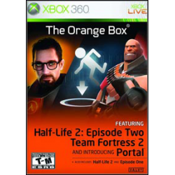 The Orange Box [ENG] (Używana) x360/xone