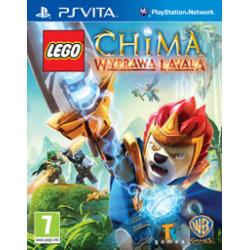 LEGO Legends of Chima Wyprawa Lavala [PL] (Nowa) PSV