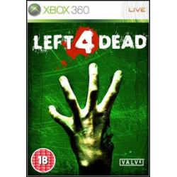 Left 4 Dead [PL (Używana) x360/xone