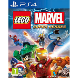 LEGO MARVEL SUPER HEROES   (Nowa) [ENG] PS4