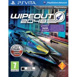 WipEout 2048   (Używana) PSV
