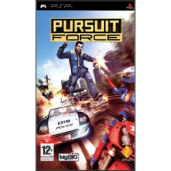 Pursuit Force   (Nowa) PSP
