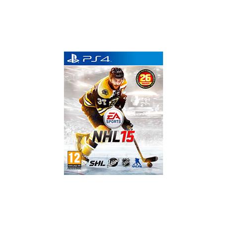 NHL 15 [ENG] (Nowa) PS4