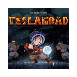 TESLAGARD[ENG] (Nowa) PS4
