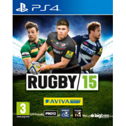 RUGBY 15 [ENG] (Nowa) PS4