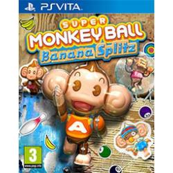 Super Monkey Ball [ENG] (Nowa) PSV