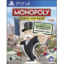 MONOPOLY FAMILY FUN PACK   (Używana) PS4
