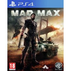 MAD MAX  (POL) (używana) PS4