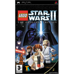 LEGO Star Wars II: The Original Trilogy (ENG) (używana) (PSP)