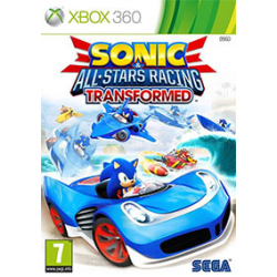 Sonic & All-Stars Racing Transformed [ENG] (nowa) (X360)/xone