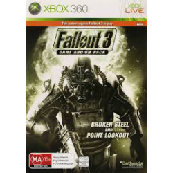 Fallout 3 Broken Steel and Point Lookout[ENG] (używana) (X360)/xone