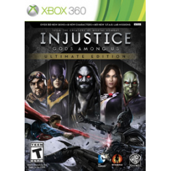 Injustice: Gods Among Us Ultimate Edition [POL] (nowa) (X360)/xone