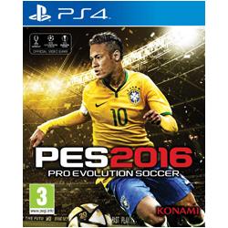 Pro Evolution Soccer 2016 [ENG] (używana) (PS4)