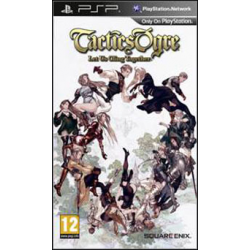Tactics Ogre: Let Us Cling Together Premium Edition [ENG] (Limited Edition) (używana) (PSP)