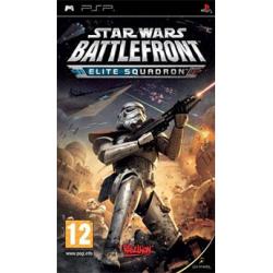 Star Wars Battlefront: Elite Squadron [ENG] (nowa) (PSP)