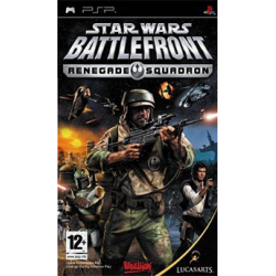 Star Wars: Battlefront - Renegade Squadron [ENG] (nowa) (PSP)