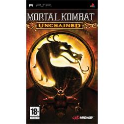 Mortal Kombat Unchained [ENG] (nowa) (PSP)
