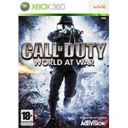 Call of Duty World at War [ENG] (nowa) (X360)/xone