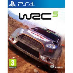WRC 5 [ENG] (używana) (PS4)