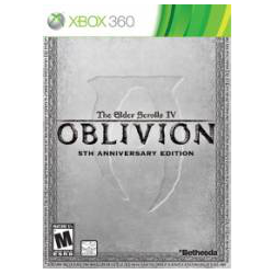 The Elder Scrolls IV OBLIVION 5TH Anniversary Edition [ENG] (nowa) (X360)/xone