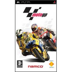 MotoGP [ENG] (używana) (PSP)