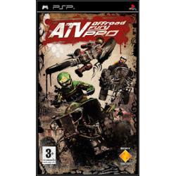 ATV Offroad Fury Pro [ENG] (używana) (PSP)