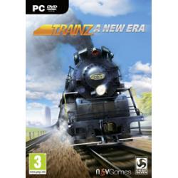 Trainz Nowa Era [ENG] (nowa) (PC)