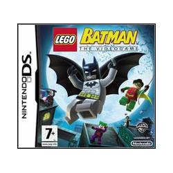 LEGO Batman The Videogame [ENG] (używana) (NDS)