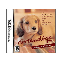 Nintendogs Labrador & Friends [ENG] (używana) (NDS)