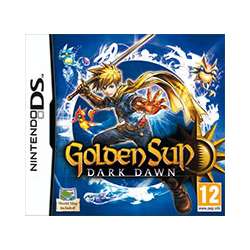 Golden Sun Dark Dawn [ENG] (nowa) (NDS)