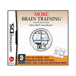 More Brain Training from Dr Kawashima How Old Is Your Brain? [ENG] (nowa) (NDS)
