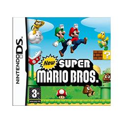 New Super Mario Bros. [ENG] (używana) (NDS)